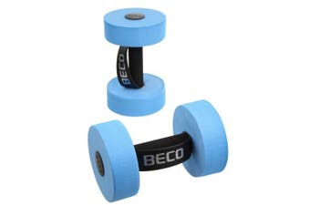 BECO Aqua dumbbells (Pair) - Medium