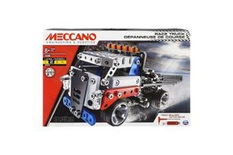 Meccano Large Race Truck