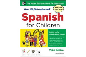 Spanish for Children with Three Audio Cds, Third Edition