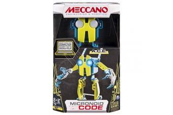 (a.c.e.) - Meccano Micronoid Code