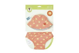 (12 Months, Sun) - Lassig Swim Set Girls, Sun, 12 Months