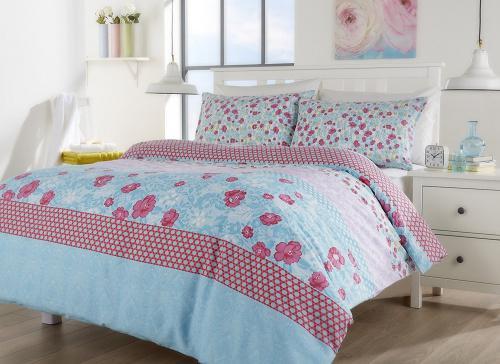 Chelsea Multi Duvet Set King Floral Duvet Cover Set King Size Kingsize Bed With Pillowcases Quilt Bedding Set Printed Reversible Poly Cotton Chelsea Multi Matt Blatt