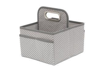 (Grey) - Delta Children Portable Nursery Caddy, Grey