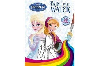 Disney Frozen: Paint with Water (Disney Frozen)