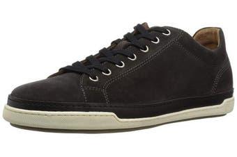 (8.5 UK, Light Grey) - Allen Edmonds Men's Porter Derby Sneaker
