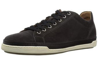 (11.5 UK, Light Grey) - Allen Edmonds Men's Porter Derby Sneaker