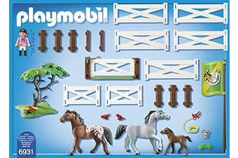 Playmobil 6931 Country Horse Paddock