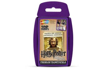Winning Moves GmbH WIN62806 – Top Trumps – Harry Potter and the Prisoner of Azkaban