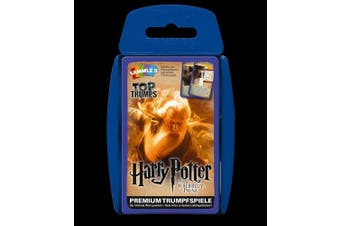 Winning Moves GmbH WIN62837 – Top Trumps – Harry Potter and the Half Blood Prince