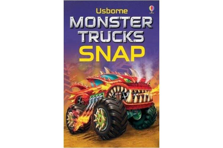 Monster Trucks Snap (Snap Cards)
