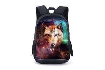 (animal 11) - CAIWEI 43cm Horse animal Printing diagram School Bag Rucksack Backpack (animal 11)