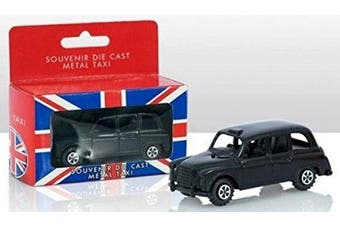 London Taxi Die Cast Black Cab Metal Toy Car Souvenir Model Gift Toy Collectable Journey UK