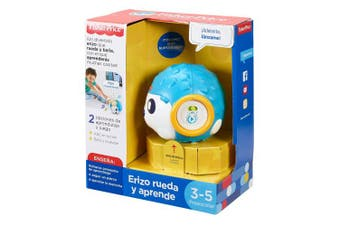 Fisher-Price Hedgehog Wheel and Learn (Mattel fpr33)