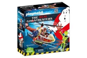 Playmobil 9385 Ghostbusters Helicopter