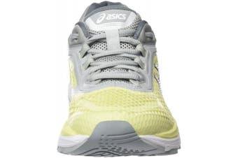 (5 UK, Yellow (Green Limelight/White/Mid Grey 8501)) - ASICS Women's Gt-2000 6 Running Shoes
