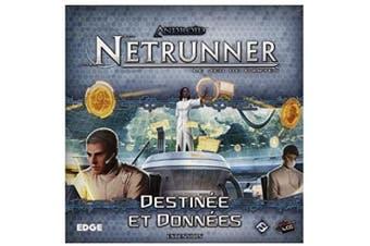 (Destiny and Data (Destinée et Données)) - Asmodee – Card Game – Netrunner