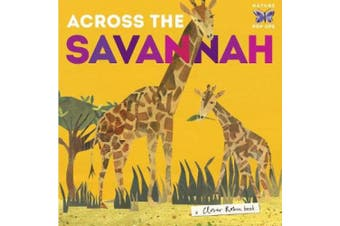 Across the Savannah (Nature Pop-ups)