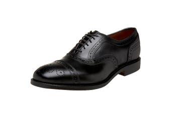 (7.5 EEE US, Black) - Allen Edmonds Men's Strand Cap-Toe Oxford