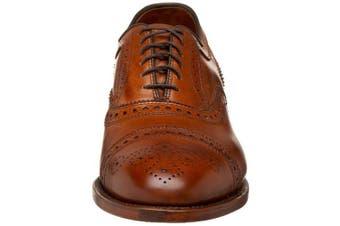 (7.5 EEE US, Walnut) - Allen Edmonds Men's Strand Cap-Toe Oxford