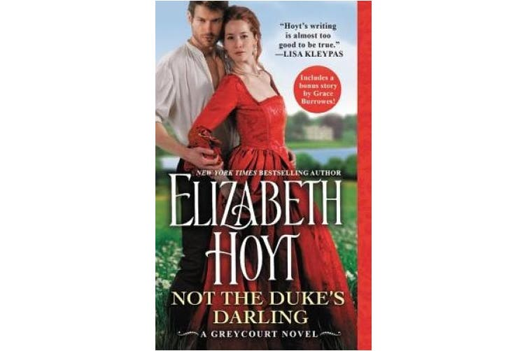 Not the Duke's Darling: Includes a Bonus Novella (Greycourt)