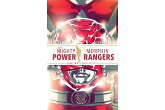Mighty Morphin Power Rangers Year Two Deluxe Edition (Mighty Morphin Power Rangers)