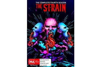 The Strain: Season 4 (Final Season) [Region 4]
