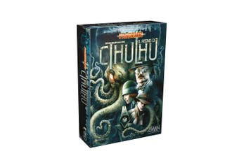 Asterion 8388 – Pandemic Game – The Kingdom of Cthulhu, Italian Edition