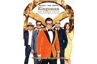Kingsman 2: The Golden Circle