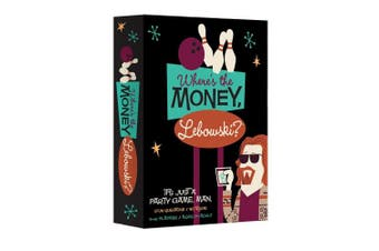 Where's the Money, Lebowski. - The Official Loaded Questions Party Game based on The Big Lebowski