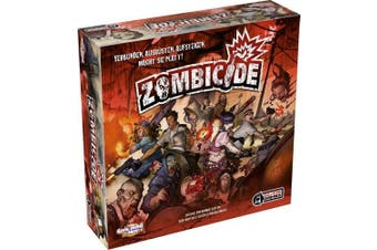 Asmodee 002106 Cool Mini or Not Zombicide, Board Game