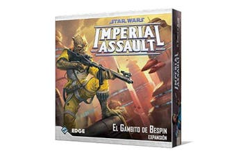 Star Wars Bespin Gambit: Imperial assailt, Table Game (Edge Entertainment edgswi24)