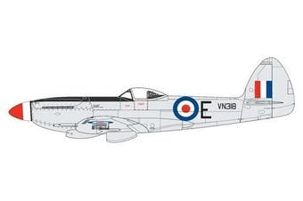 Airfix A06101A Supermarine Spitfire Mk22/24 (1:48 Scale)