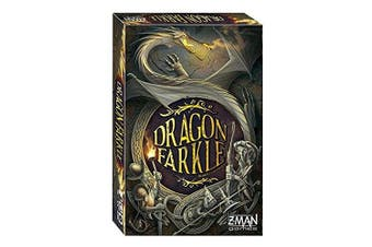 'Zman F2Z0006 – Dragon Farkle Game (German Published)