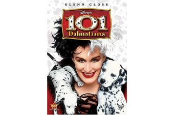 101 Dalmatians Action