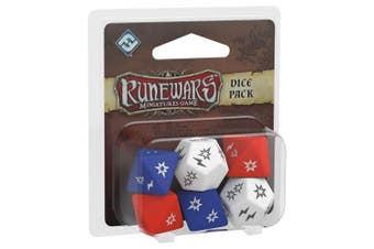 (Dice Pack) - Runewars The Miniatures Game Dice Pack