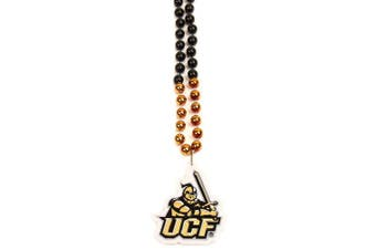 (Central Florida Knights) - Rico NCAA Beads with Medallion