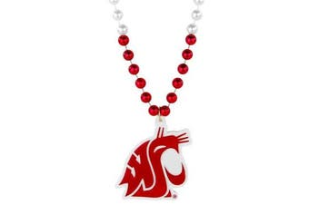 (Washington State Cougars) - Rico NCAA Beads with Medallion