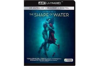 The Shape Of Water 4K UltraHD