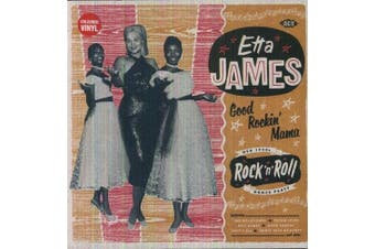 Good Rockin' Mama: Her 1950s Rock'n'roll Dance Party