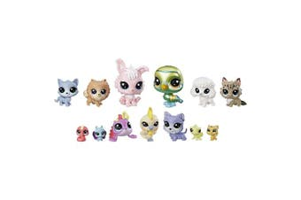 (Diva Squad) - Littlest Pet Shop E1012ES0 The Diva Squad Doll