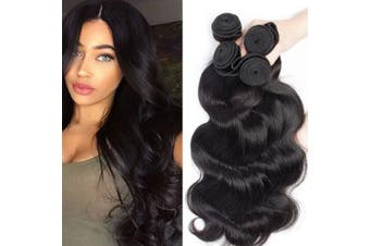 (50cm  60cm  60cm , Body Wave) - 50cm 60cm 60cm Virgin Human Hair Bundles Body Wave Remy 100% Human Hair Extensions 3 Bundles Weft Weave Grade 8A Unprocessed 300g Mixed Length