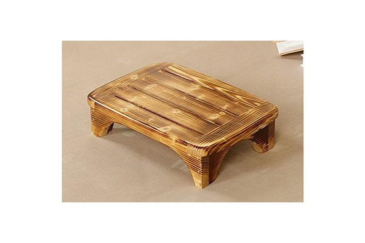 Burned Finish Pained Handcrafted 100 Solid Wood Step Stool Foot Stool Kitchen Stools Bed Steps Small Step Ladder Bathroom Stools Made For Children And Adults Toddler Step Stool Fully Assembled Matt Blatt