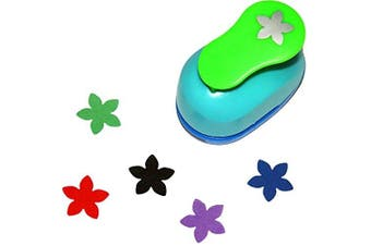 (flower) - CADY Crafts Punch 2.5cm paper punches . puncher (flower)