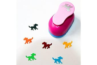 (Dogs) - CADY Crafts Punch 2.5cm paper punches . puncher (Dogs)