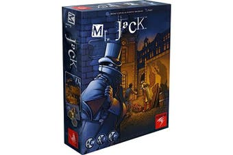 Asmodee Mr. Jack London (ade0mrj05ml)