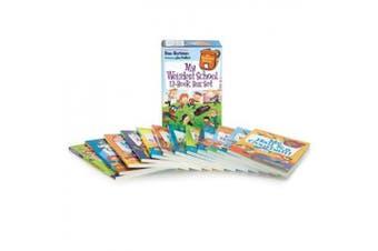My Weirdest School 12-Book Box Set: Books 1-12 (My Weirdest School)