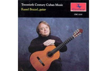2Oth Century Cuban Music for Guitar