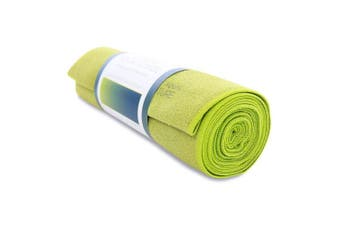 (Yoga Beach Towel, Ombre Invigorate) - AQUIS - Adventure Microfiber Sports Towel, Quick-Drying Comfort Great for Gym, Travel or Camping