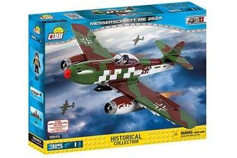 COBI COB05543 Small Army-Me262A Schwalbe (315 Pcs) Toy, Various