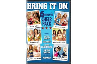 Bring It On: 6-Movie Cheer Pack [Region 4]